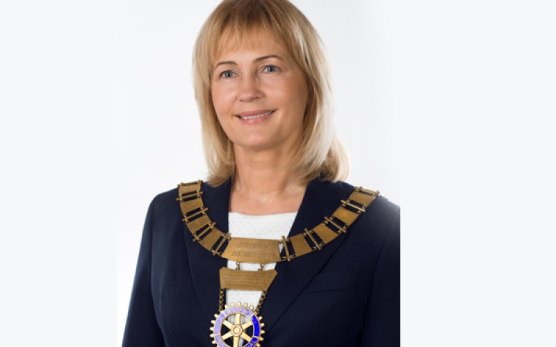 Gubernator Dystryktu 2230 Rotary International Barbara Pawlisz