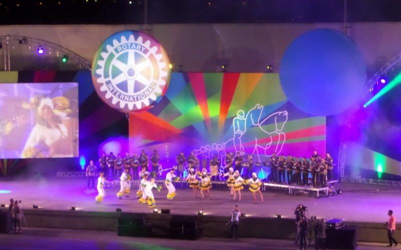 106. Światowa Konwencja Rotary International, Sao Paulo 2015