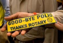 good-bye polio