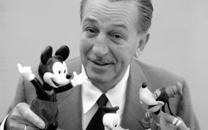 Walt Disney – honorowy członek Rotary Club Palm Springs