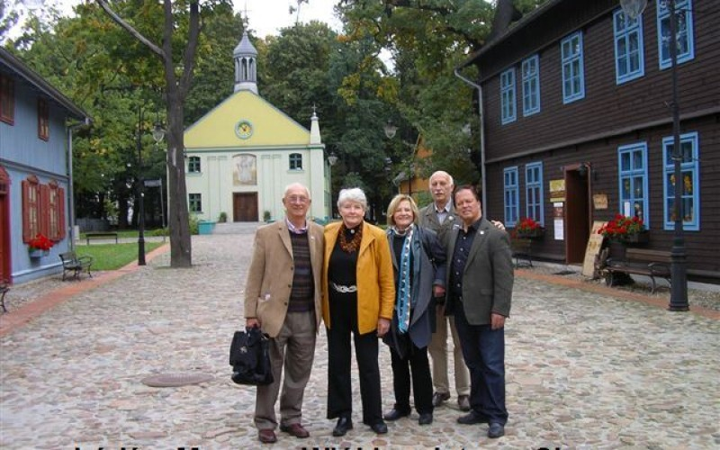 Wizyta Rotariańskiej Wymiany Przyjaźni w Polsce z D-7490 z USA (16-28.09.2013)