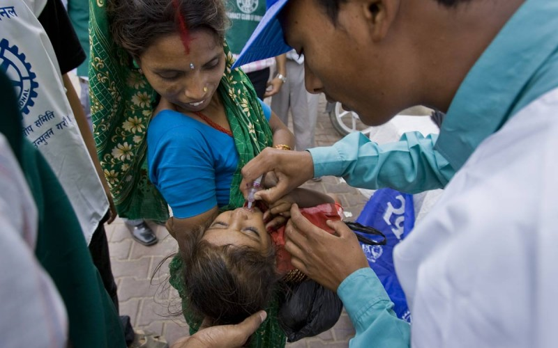 Afryka wolna od Polio