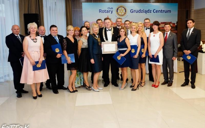 W Grudziądzu powstał nowy Klub Rotary