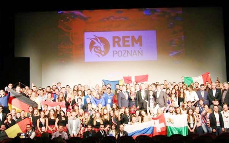 Poznański REM z sukcesem