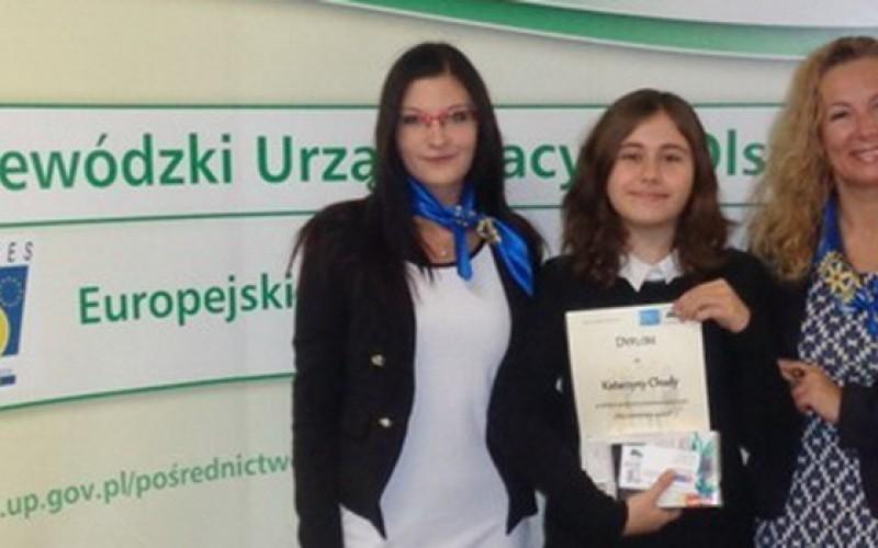 Rotarianie wspierają młodych