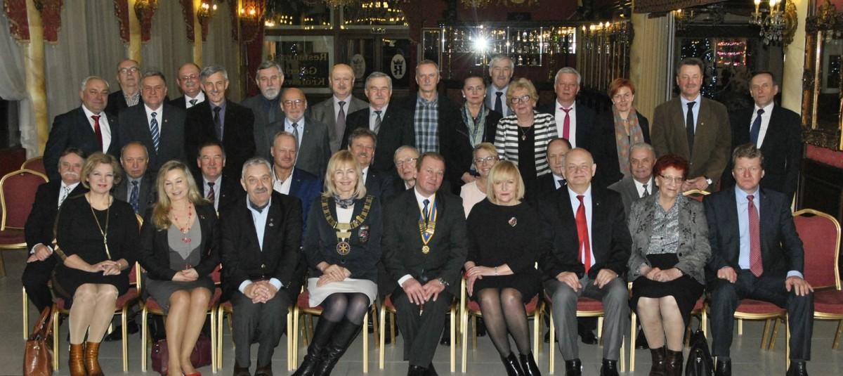 Spotkanie Prezydentów Klubów Rotary podkarpacia i lubelszczyzny