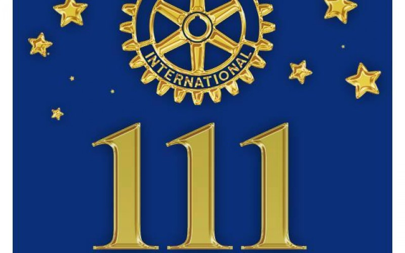 111 lat Rotary International