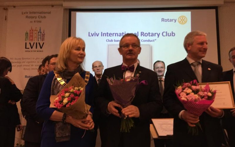 Charter RC Lviv International i Rada Gubernatorów