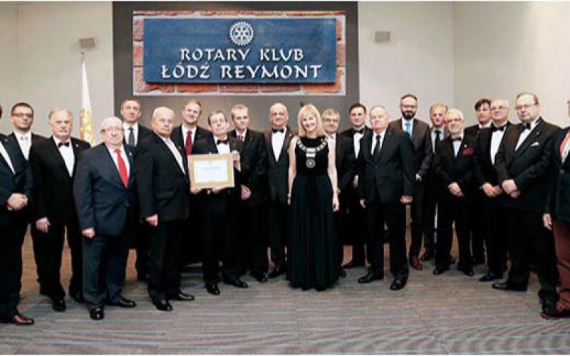 Charter RC Łódź Reymont