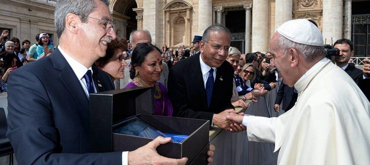 Jubileuszowa msza w Rzymie