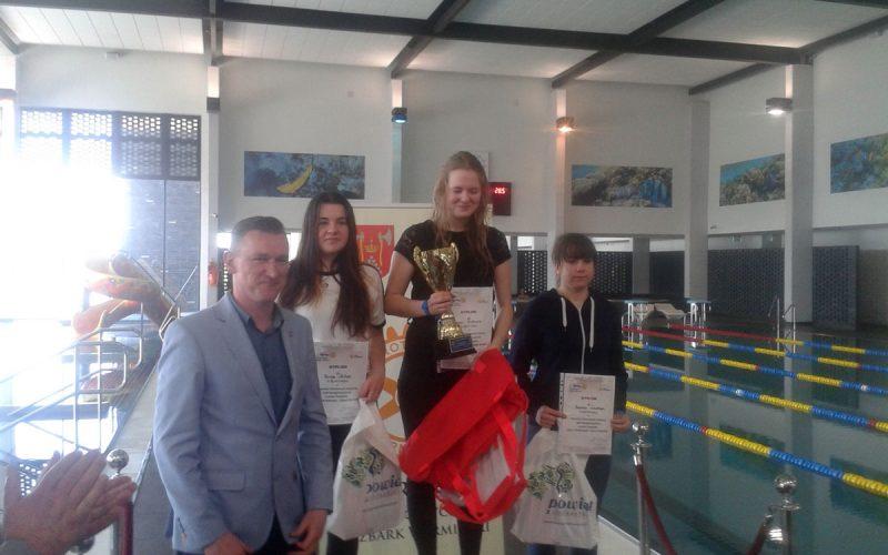 I Pływackie Mistrzostwa Amatorów Szkół Ponadgimnazjalnych