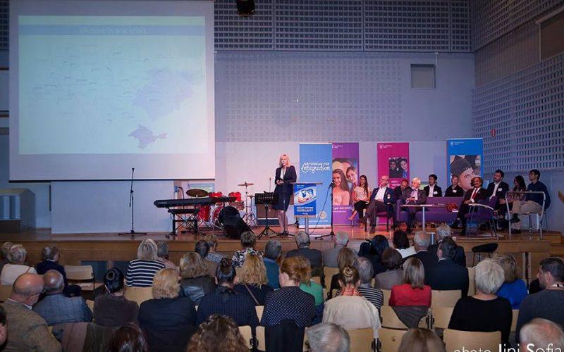 O pokoju na świecie podczas Konferencji w Sztokholmie