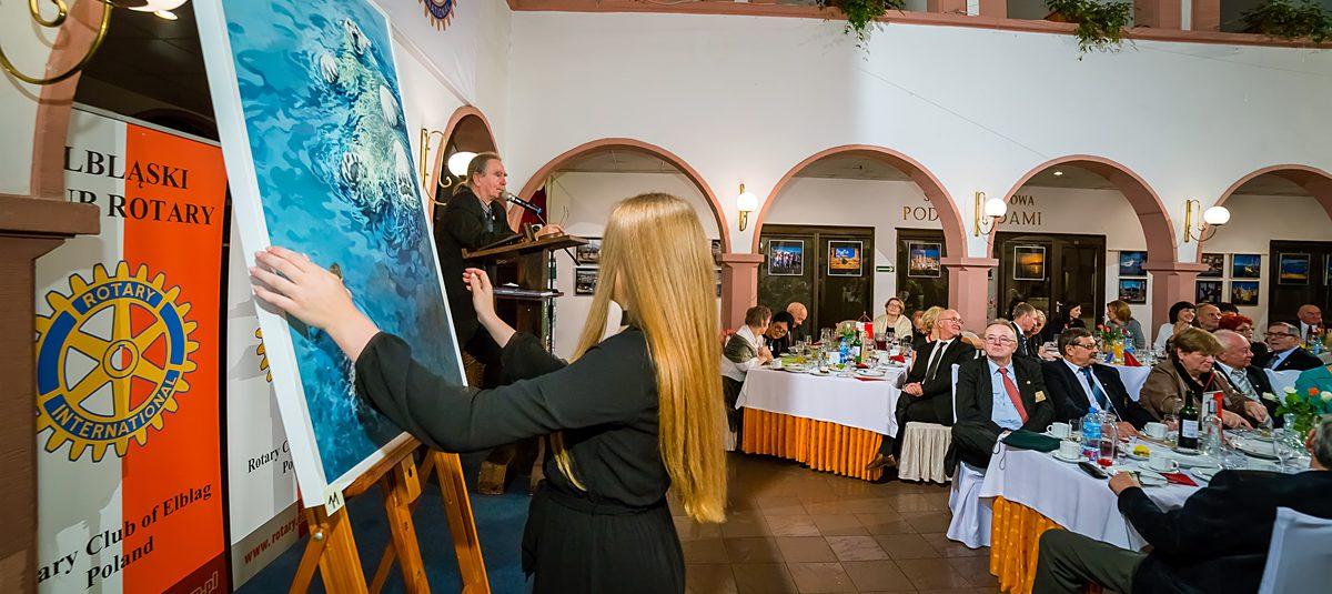 XXI Aukcja Rotariańska Elbląskiego Klubu Rotary