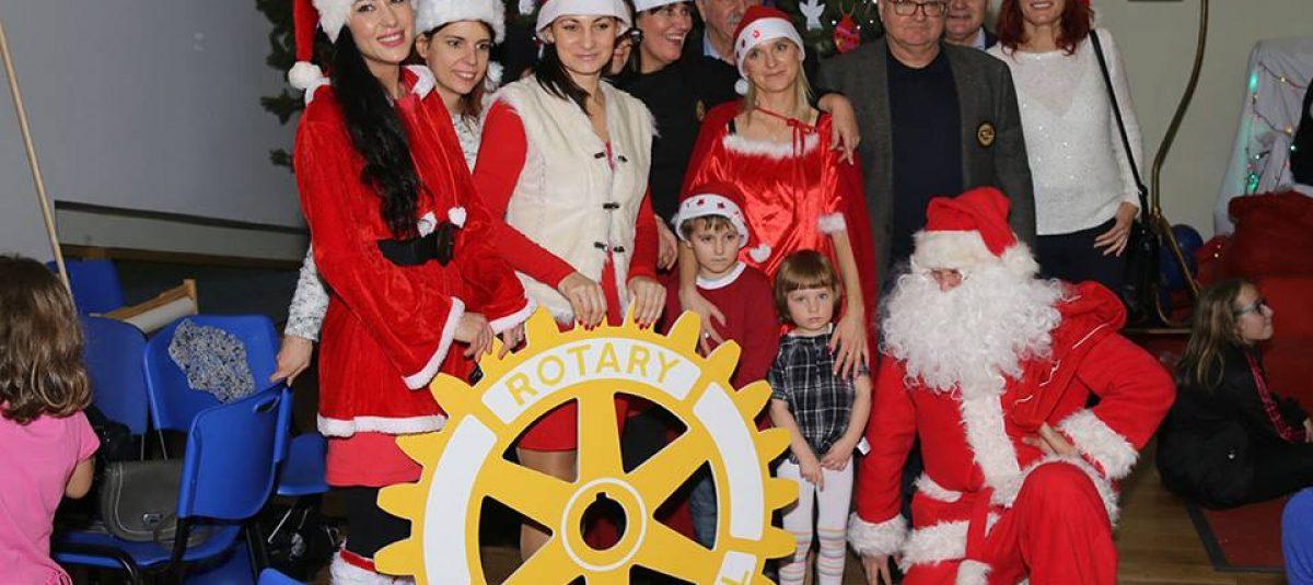 Rotariańska Choinka z RC Giżycko