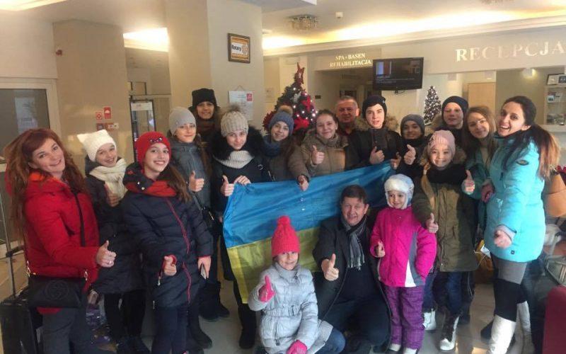 Rotarianie z RC Jelenia Góra gościli młodzież z Ukrainy