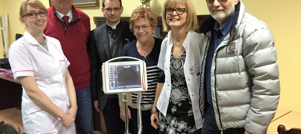 Rotarianie zakupili wyposażenie i sprzęt medyczny