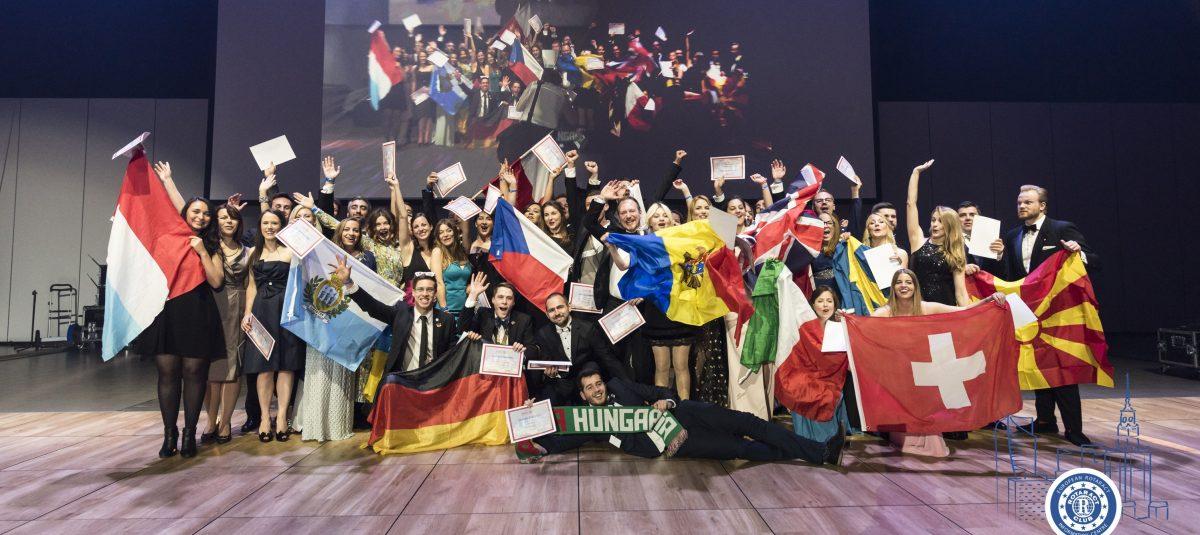Uczestnicy Europejskiej Konferencji Rotaract nie kryli zachwytu