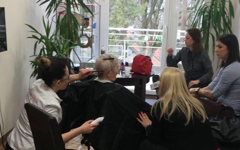 Salon piękności w olsztyńskim Hospicjum