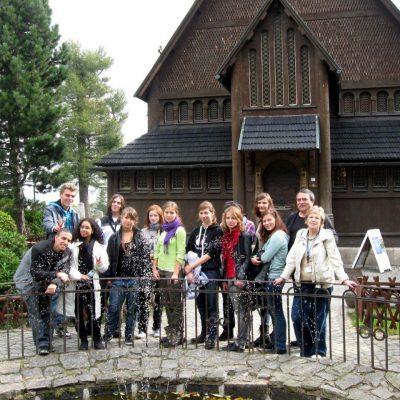 Interaktorzy z Polski i Izraela,Karpacz, 2010