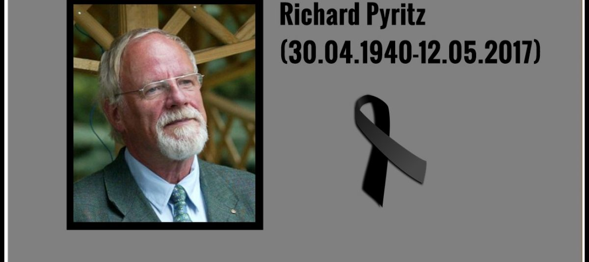 Zmarł dr Richard Pyritz, wielki przyjaciel Polski i Polaków