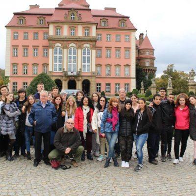 Uczestnicy konferencji Interact w Sł. Pokoju w Książu