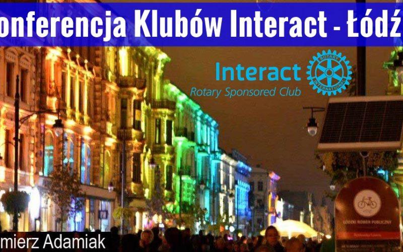 VIII Konferencja Klubów Interact – Łódź 2017