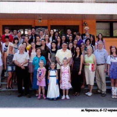 wizyta w Czerkasach, czerwiec 2011