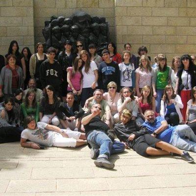 Wymiana młodzieżowa. Izrael Instytut Yad Vashem