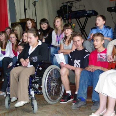 Występ dzieci niepełnosprawnych oraz IAC dla seniorów (1)