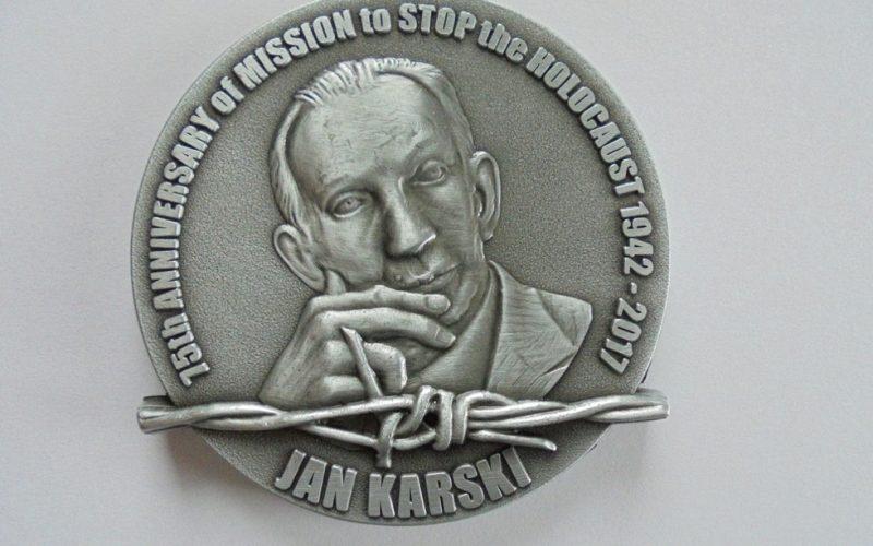 75-lecie Misji Jana Karskiego zainaugurowane