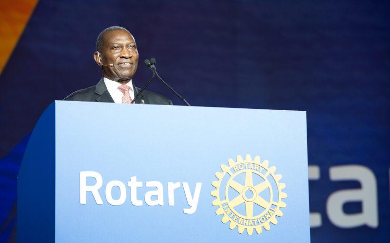 Zmarł Rotary Prezydent elekt Sam F. Owori