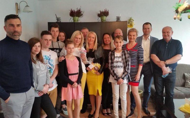 Wizyta w grudziądzkim Centrum Pomocy Dziecku i Poradnictwa Rodzinnego