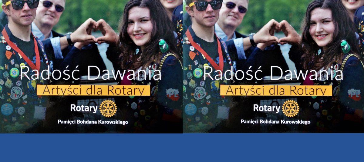 Artyści dla Rotary – koncert i płyta