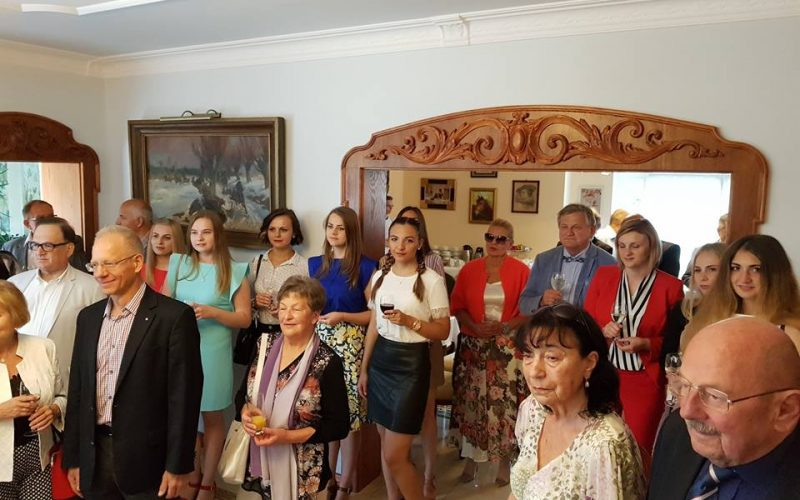 Wizyta studentek z Uniwersytetu Medycznego w Grodnie