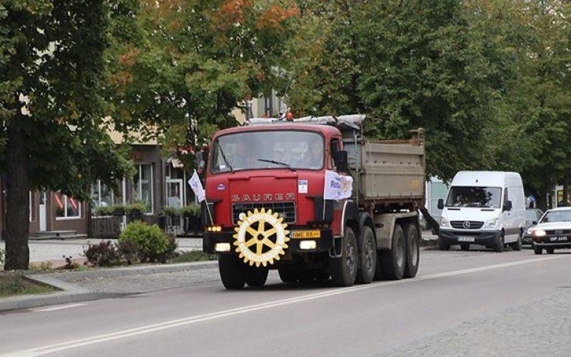 II Mazurski Zlot Zabytkowych Samochodów