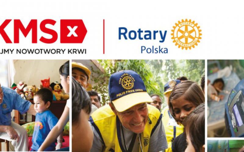 Dni Dawcy Szpiku z Klubami Rotary