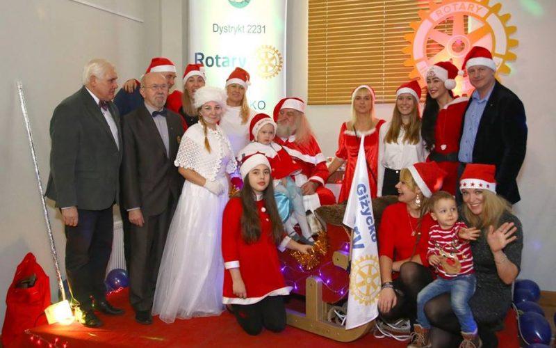 II Rotariańska Choinka dla Dzieci