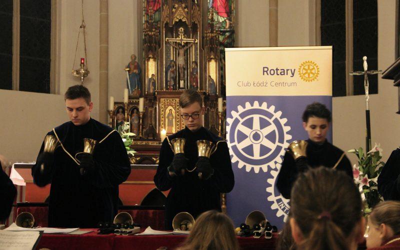 """Rotariański sukces """"Zelowskich Dzwonków"""""""