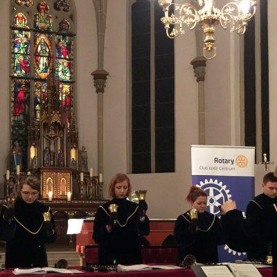 Koncert Dzwonków w kościele katolickim w Uelsen 2