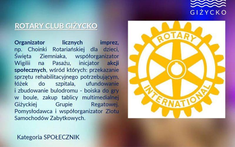 Nagroda Św. Brunona dla RC Giżycko