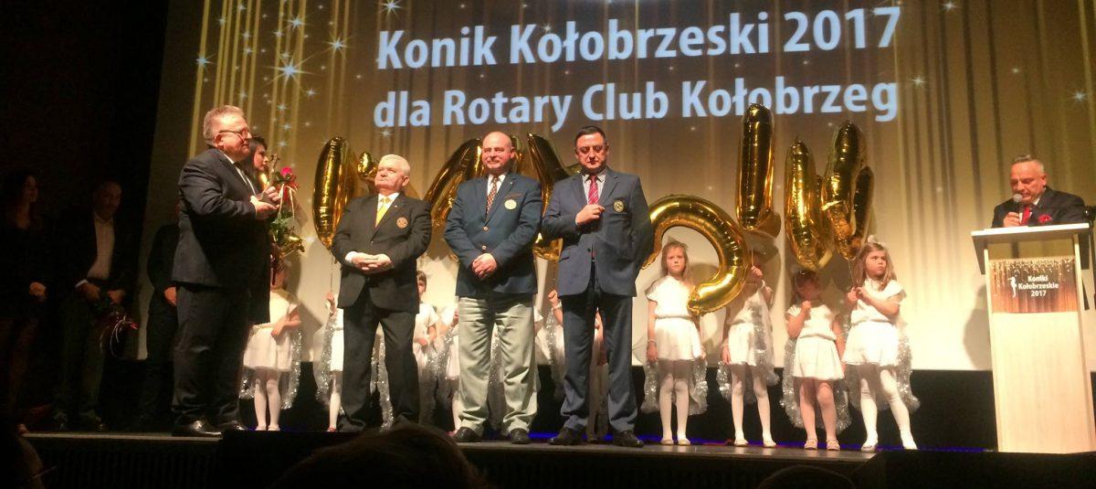 Konik Kołobrzeski dla RC Kołobrzeg