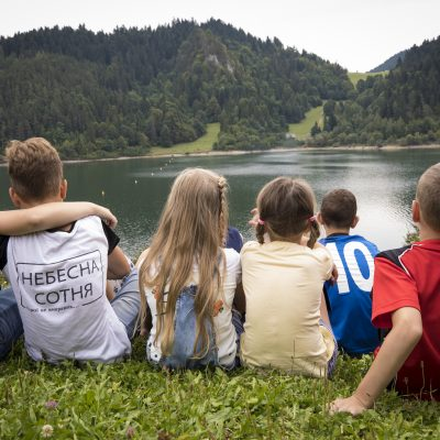 Zdrowie dzieci Ukrainy