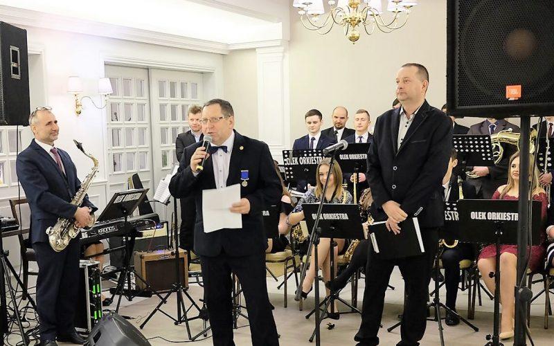 Rotarianie z Janowa Lubelskiego wspierają orkiestrę