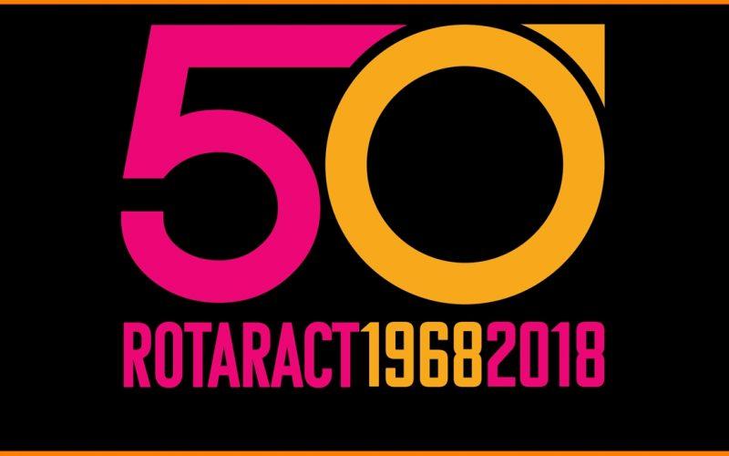 Gratulacje z okazji jubileuszu Rotaractu