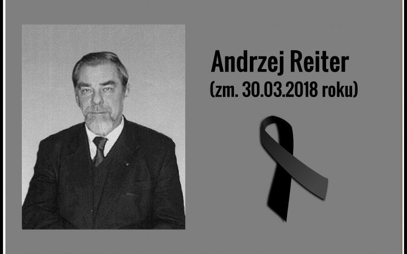 Wspomnienie Andrzeja Reitera