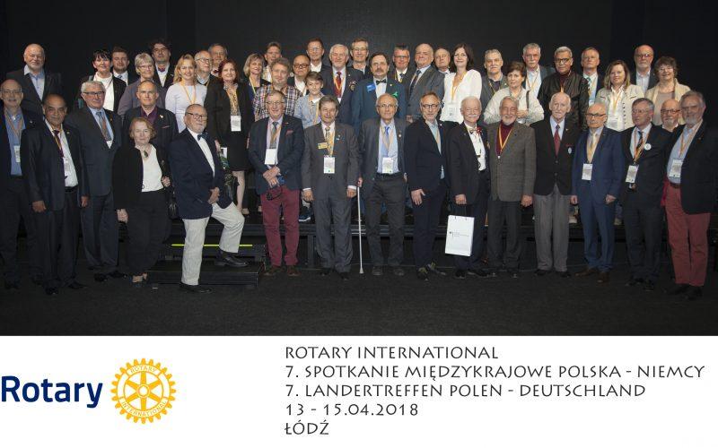 7. Międzykrajowe Spotkanie Polska-Niemcy, Łódź 2018