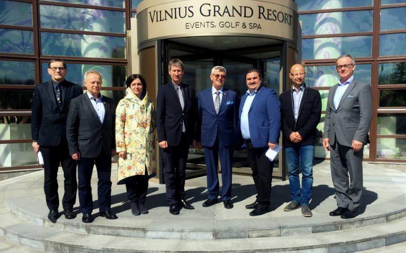 Zaproszenie na Instytut Rotary w Wilnie