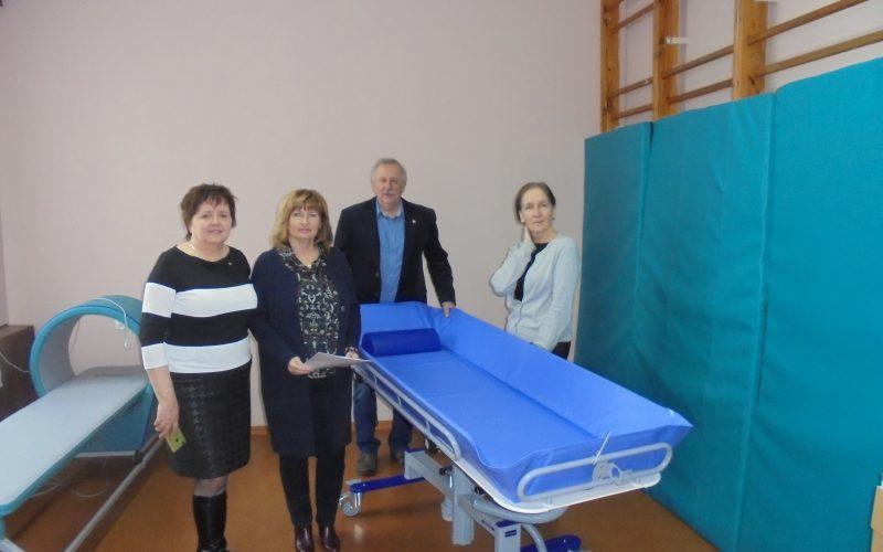 Dar dla Zakładu Pielęgnacyjno-Opiekuńczego