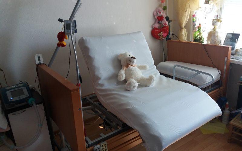 Łóżko obrotowe dla Pawła