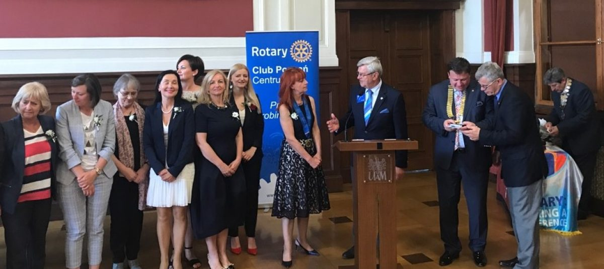 Nowy Klub Rotary w Poznaniu